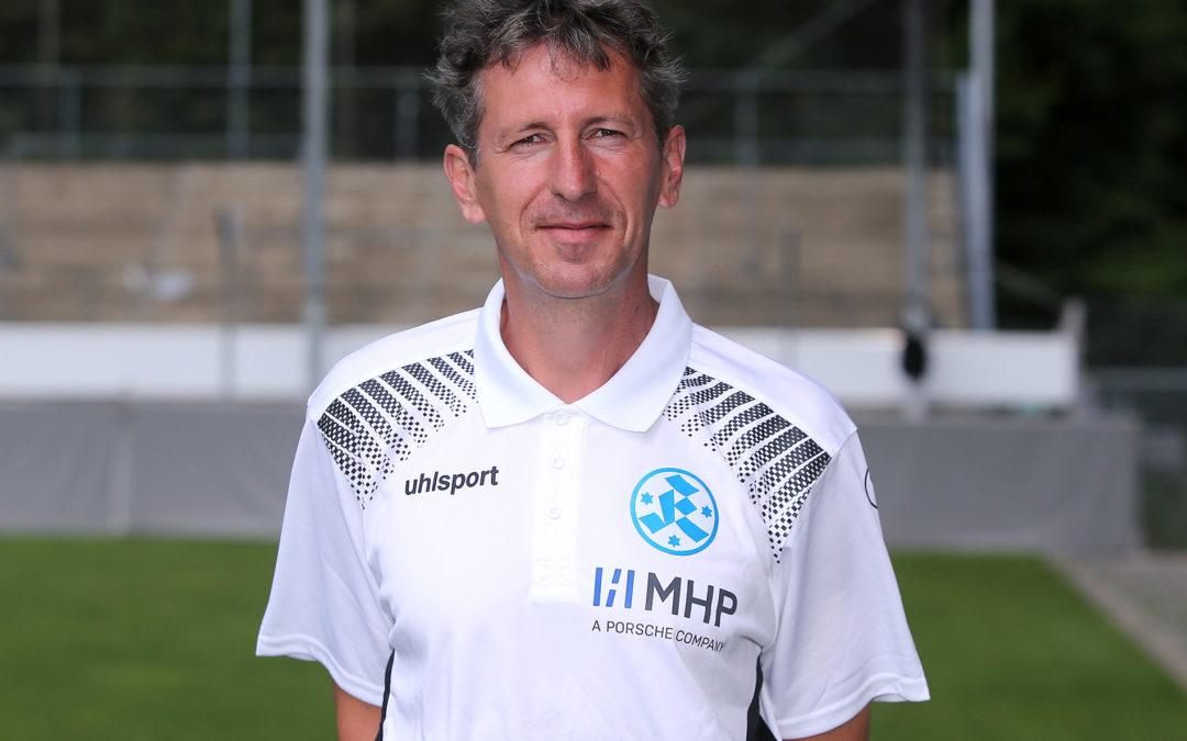 Interview mit Martin Braun, dem sportlichen Leiter der ersten Mannschaft der Stuttgarter Kickers