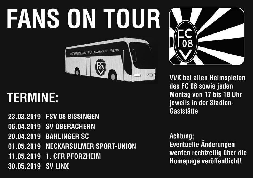 Fans on Tour