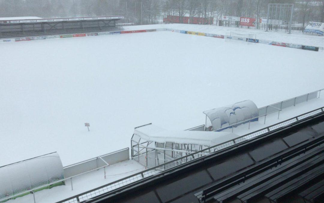 FC 08-Spiel gegen SSV Reutlingen abgesagt