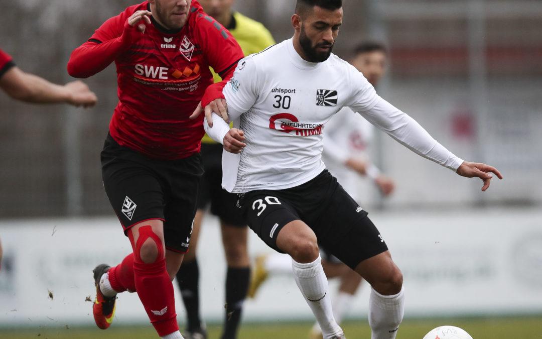 Oberligamannschaft und U23 siegen bei Tabellenkindern