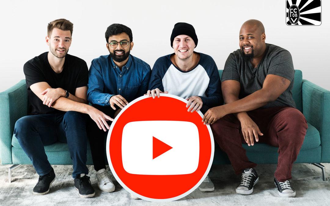 Schwarz Weiß TV auf Youtube startet: Vorstellung TR-electronic Lounge