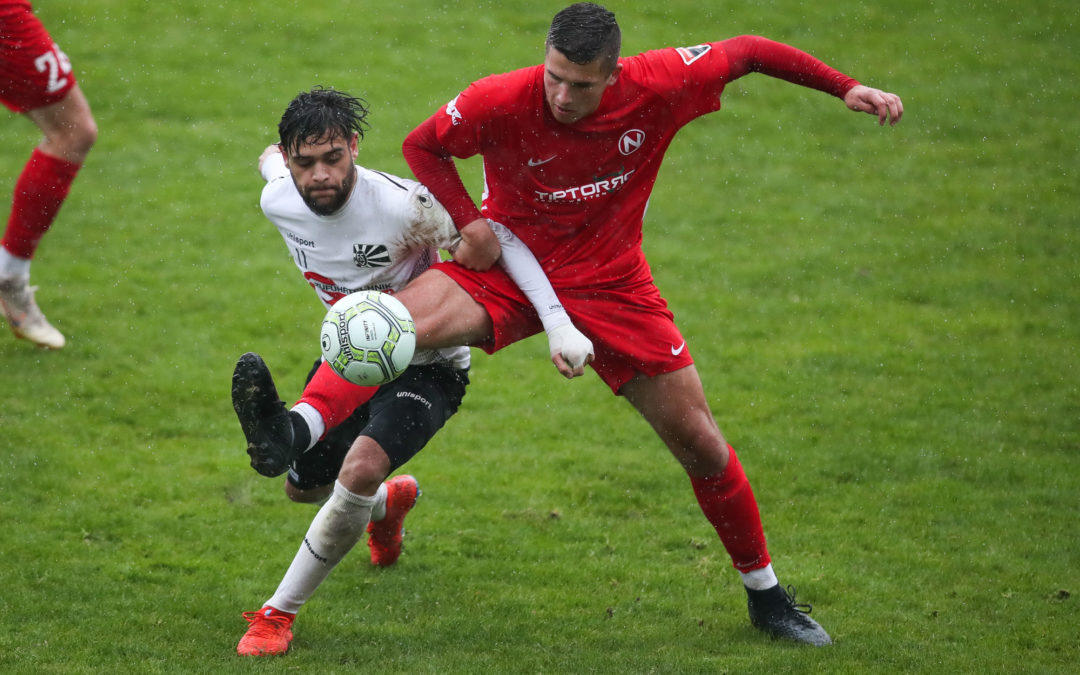 FC08 will Stuttgarter Kickers ärgern