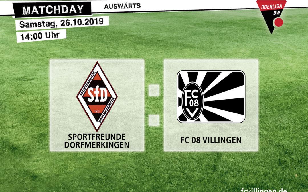 FC 08 peilt Dreier in Dorfmerkingen an – U23 muss zum Hegauer FV