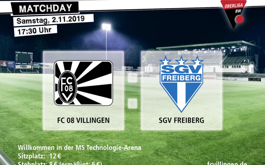 Nächstes Spitzenspiel für den FC 08: SGV Freiberg