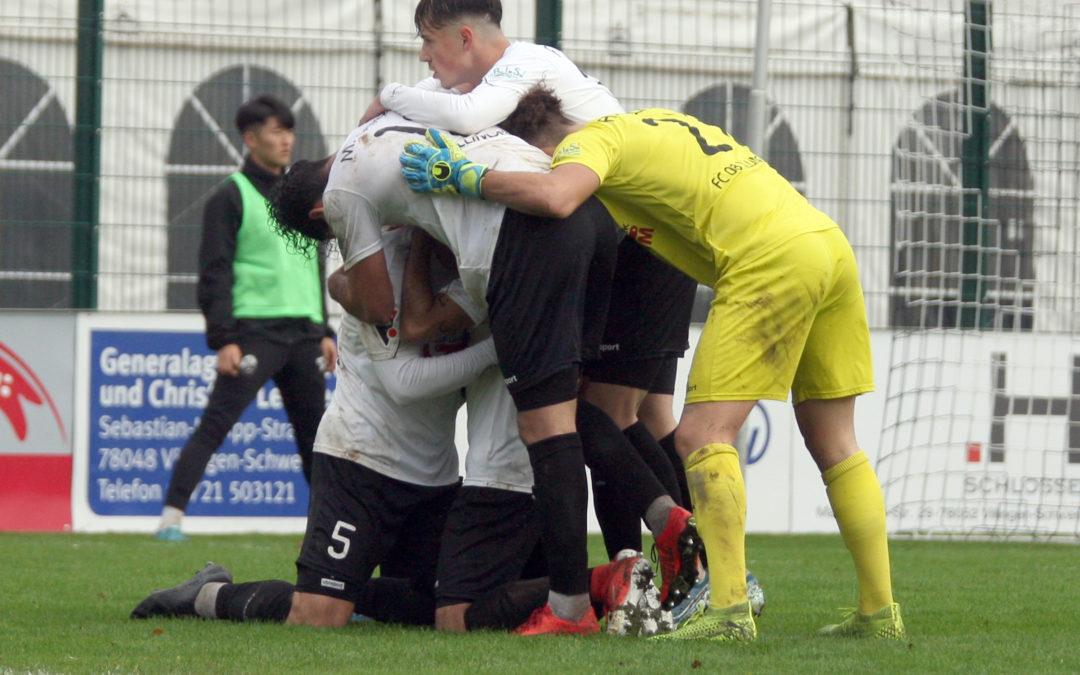 Top-Spiel: FC 08 empfängt als Zweiter die Stuttgarter Kickers