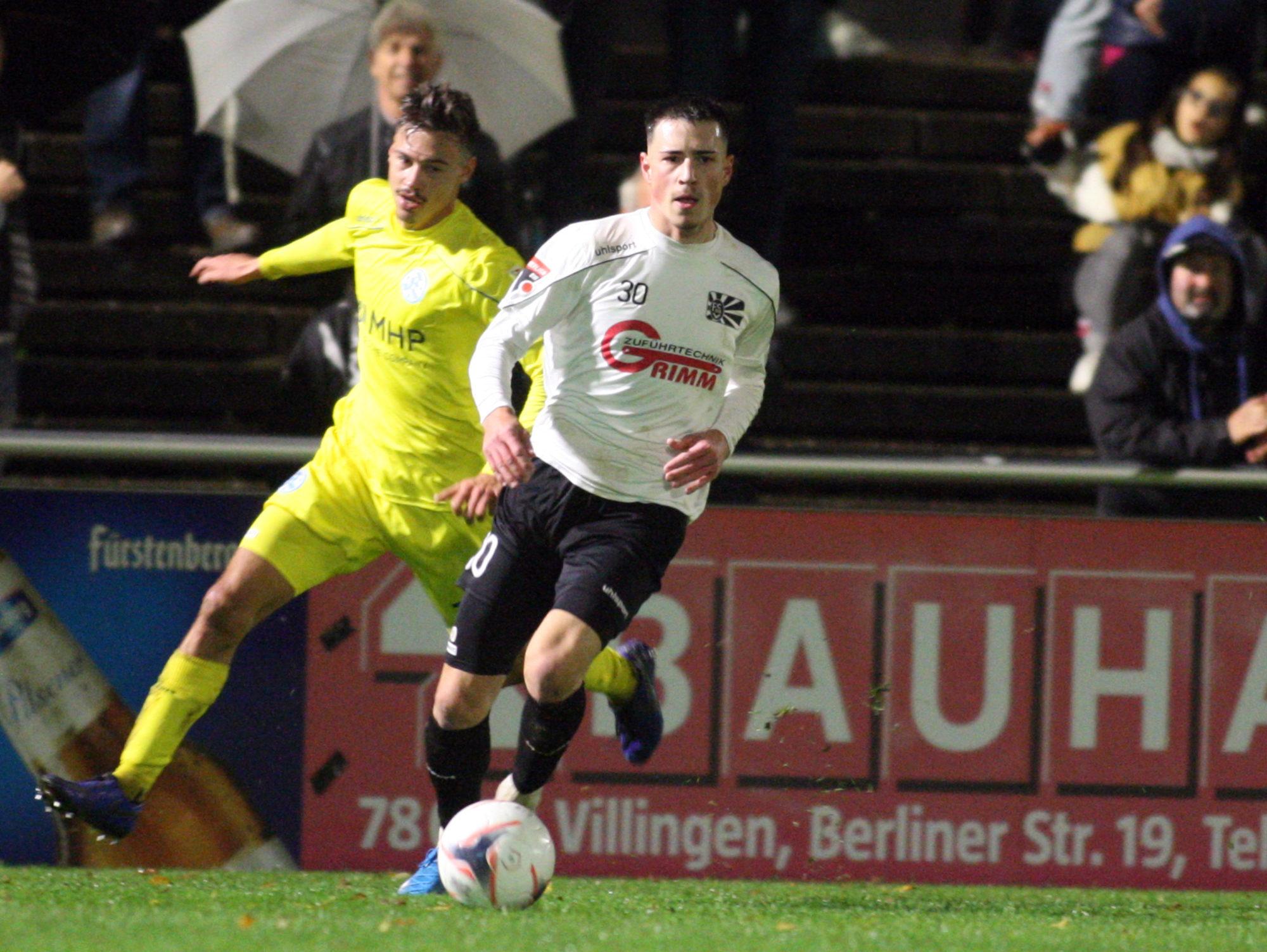 FC 08 bezwingt die Stuttgarter Kickers – U23 spielt Remis