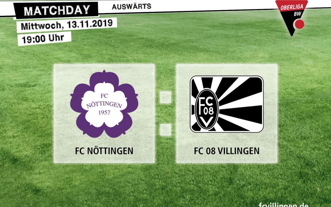 Spiel in Nöttingen abgesagt – neuer Termin 13.11.19 um 19.00 Uhr