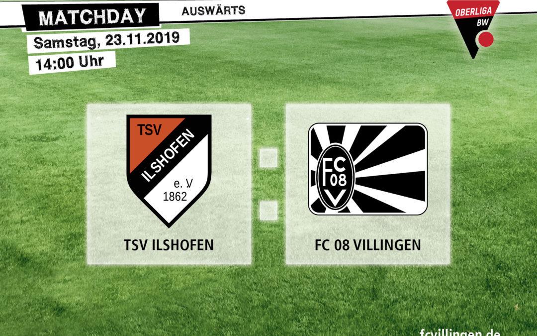 FC 08 will gegen Ilshofen oben dranbleiben