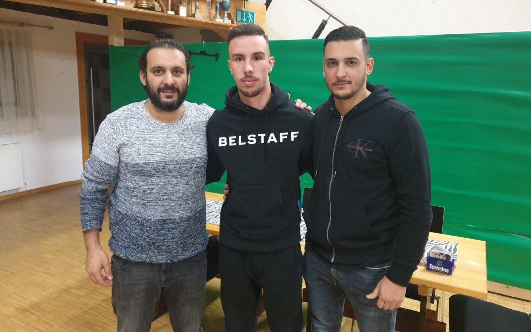 FC 08 verpflichtet Perspektivspieler Antonio Ruberto