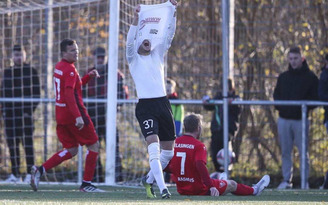FC 08 holt Remis im Derby