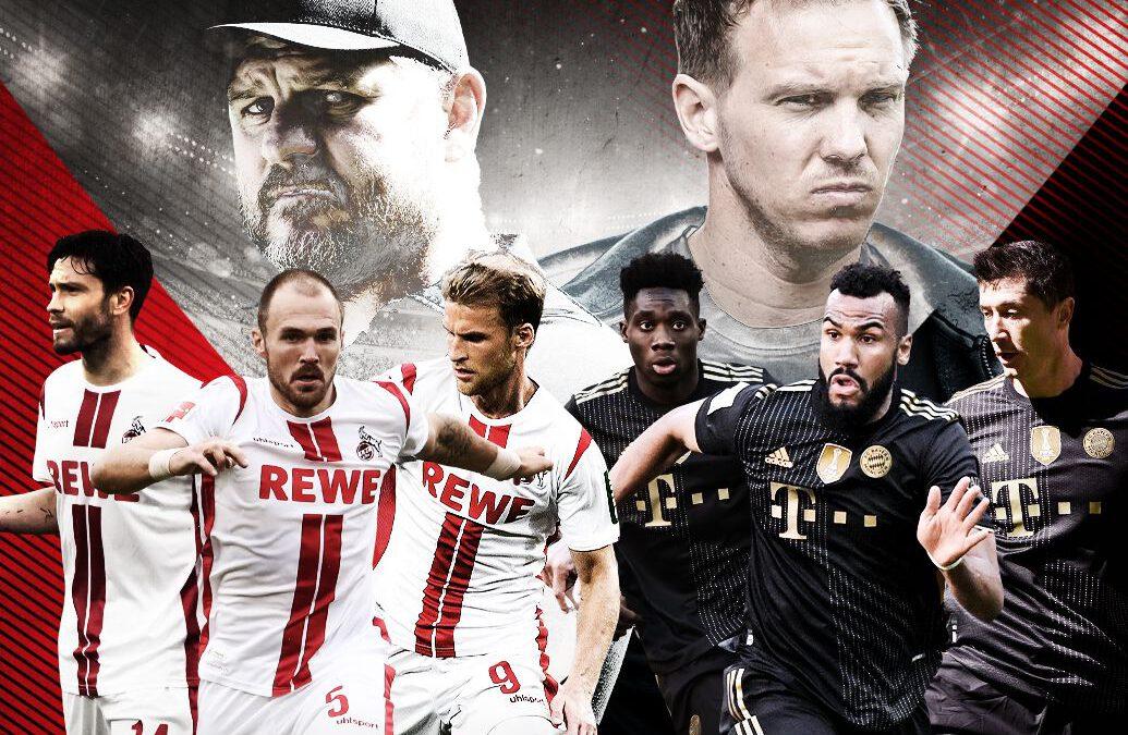 Informationen zum Einlass ins Stadion 17.07. 16:00 h 1. FC Köln – FC Bayern München