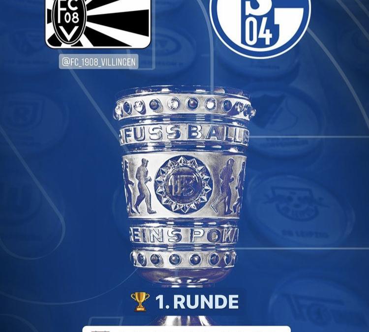 DFB Pokal Spielansetzung