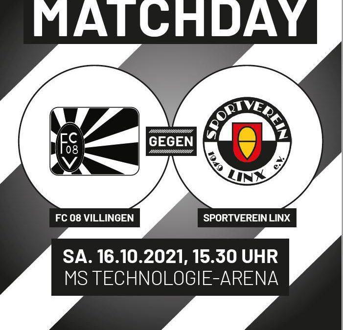 FC 08 will Sieg gegen SV Linx